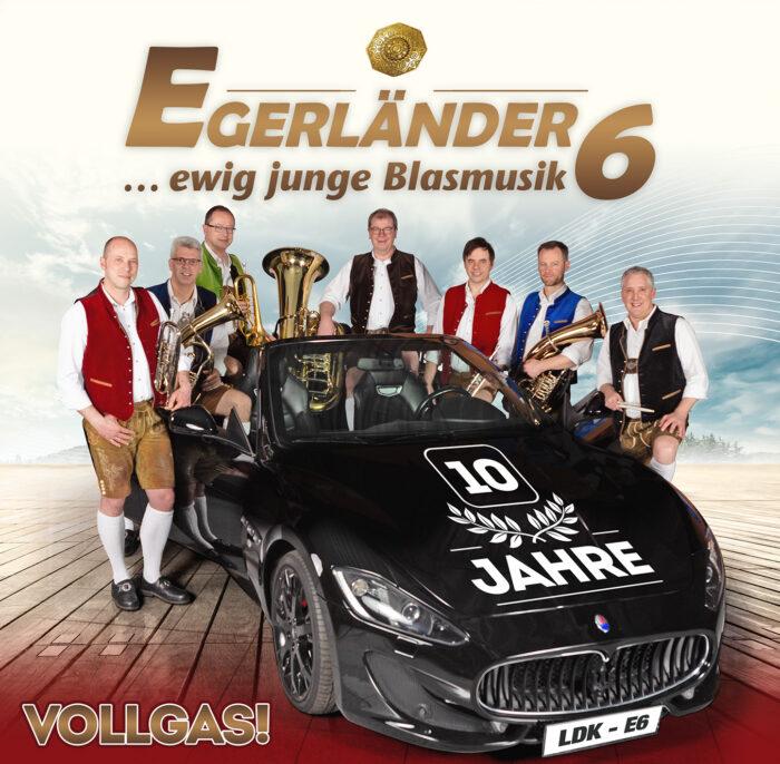 "Neue Jubiläums-CD ""Vollgas"" ist da !"